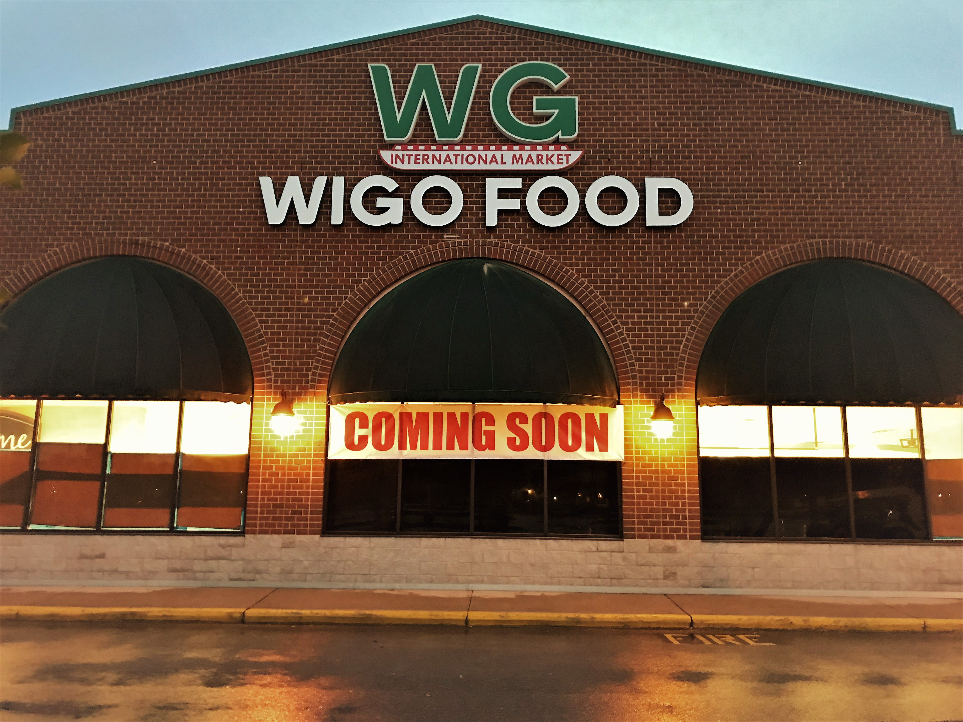 Wigo Food - International Market