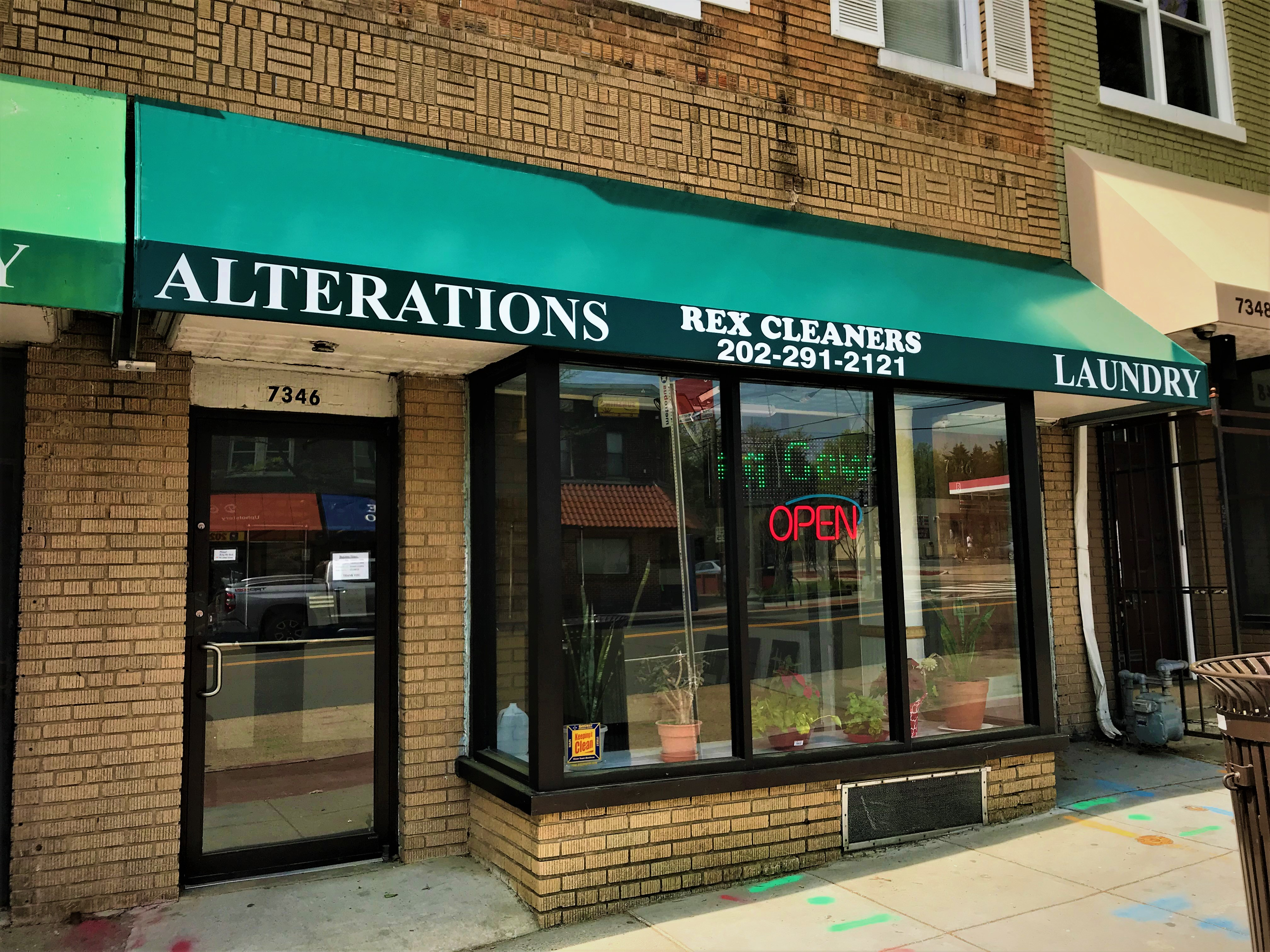 Rex Cleaners & Shoe Repair