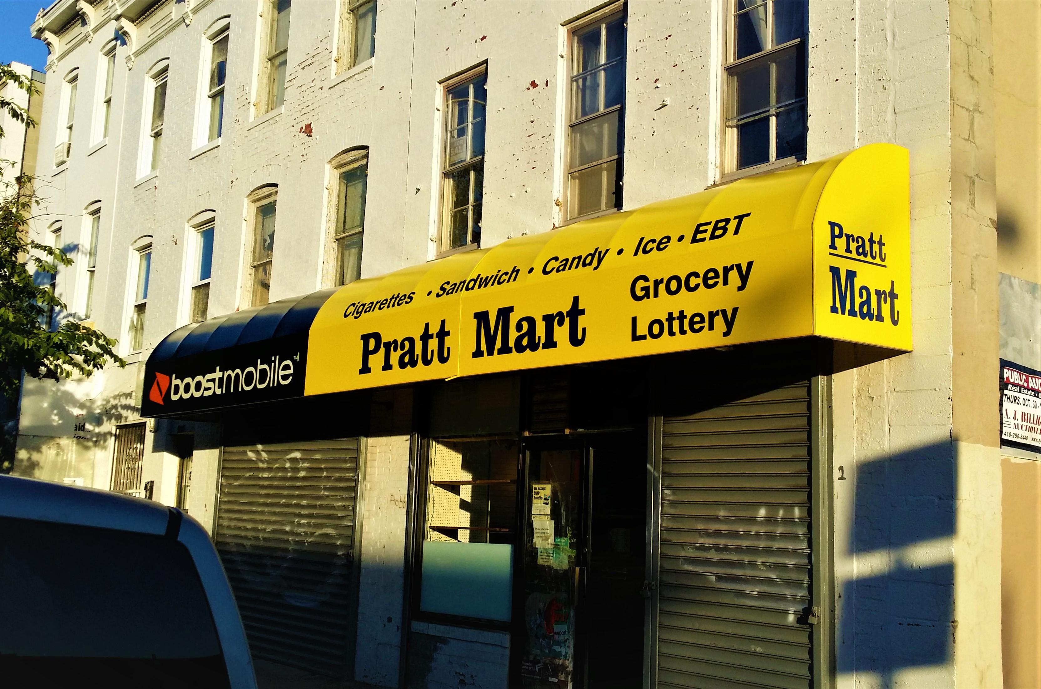 Pratt Mart