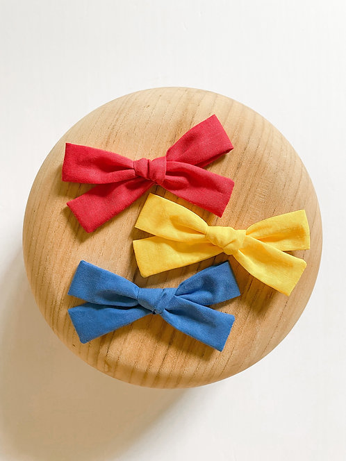 Primary Bow Set | Mighty Miss Bows