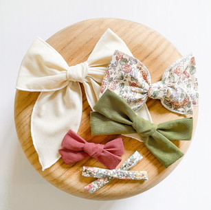 Fabric Bows