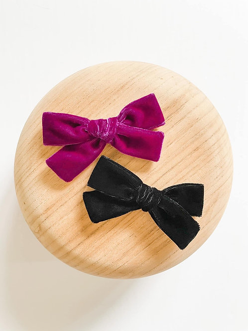 *Wholesale* Spooky Velvets | Mighty Miss Bows
