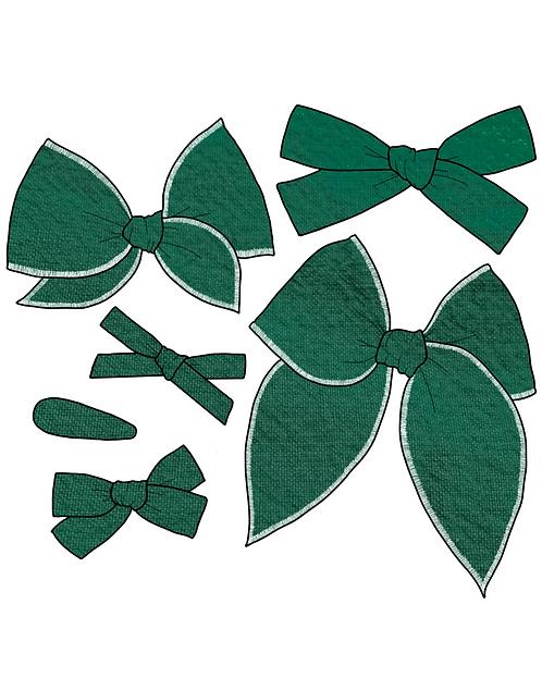 Evergreen Homespun | OsoBaby Clothing Collab