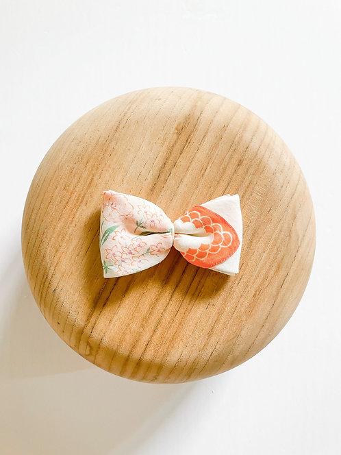 RTS Saffron   Vintage Handkerchief Bow