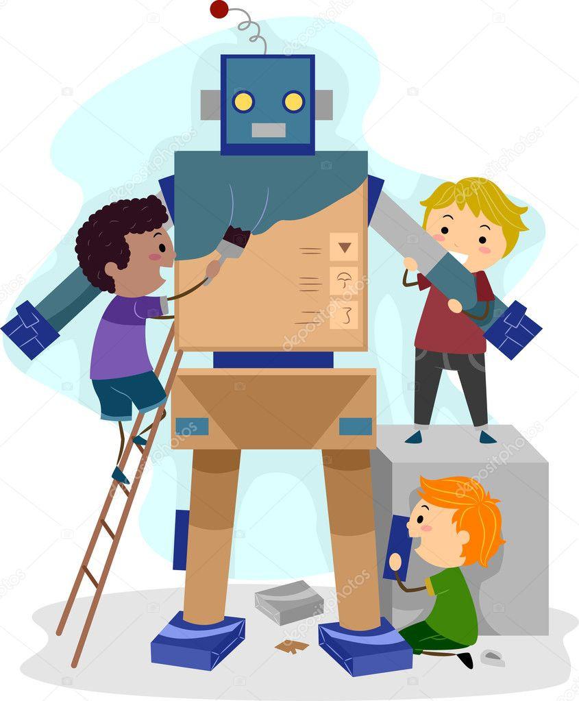 Робототехника 7+