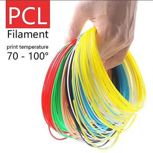 Пластик PCL (низкотемпературный)
