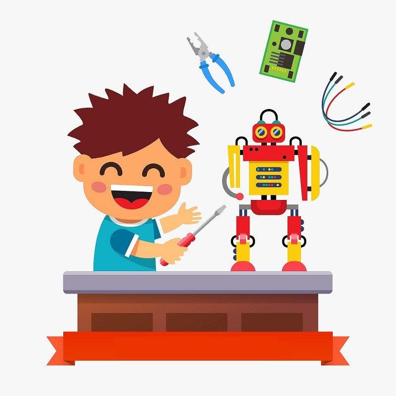 Робототехника 5+