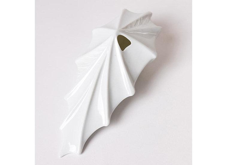 L'Atelier du Blanc | Vase Soliflore - Alocasia