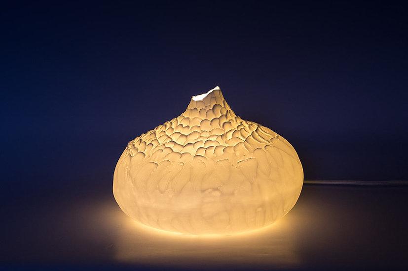 L'Atelier du Blanc | Lampe à poser - Bulbe