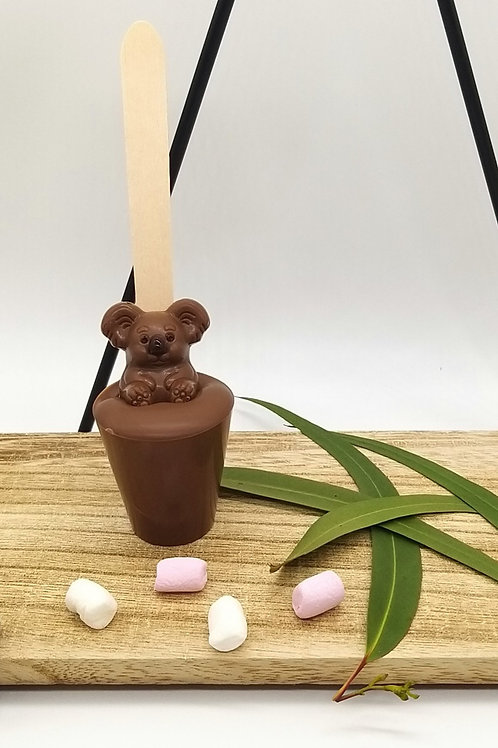 Dark Chocolate Koala Spoonz