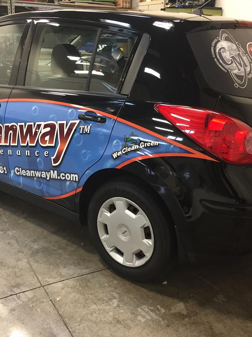 Vehicle Wraps - Partial - Cleanway.jpg