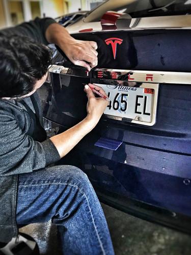Vehicle Wraps - Tesla Chrome.jpg