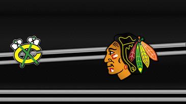 Blackhawks Black Design