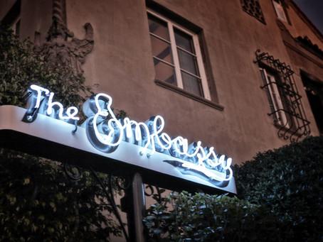 Photography Project (The Embassy Hotel, Santa Monica) - January 2013