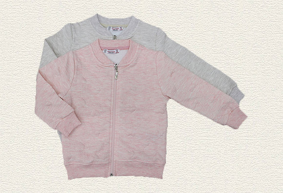 10 Pack Girls Cardigan (3y-7y) - Per item: £2.80