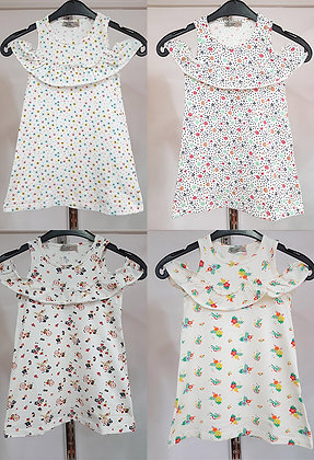 16x Girls Dresses (4 Designs) / £2.50 Per Item