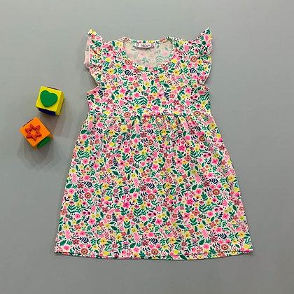 5 Pack Girls Dress (3y-8y) - £2.15