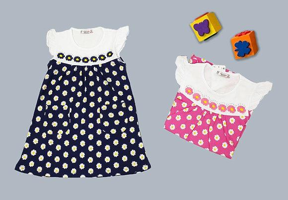10 Pack Girls Dress (3y-8y) - £2.40