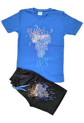 16x Boys T-Shirt/Short Sets (£3.00) - 4 Colours