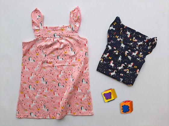 10 Pack Girls Dress (3y-8y) - £2.10
