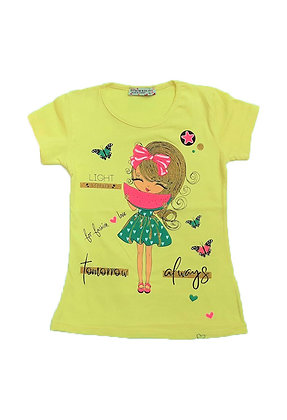 16x Girls T-Shirts / £1.60 Per Item