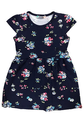 5 Pack Girls Dress (2y-7y) - £2.25