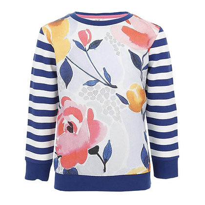 Figured Sweatshirt