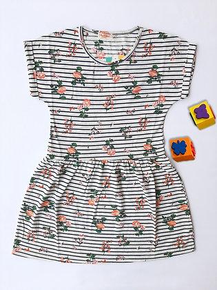 4 Pack Girls Dress (6y-10y) - £1.75