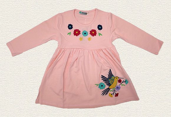 5 Pack Girls Dress(2y-6y) - Per item: £2.60