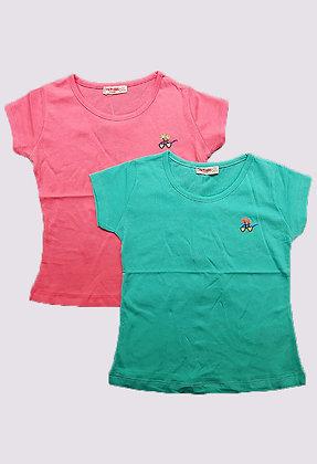 10x Girls T-Shirts - £1.60 per item