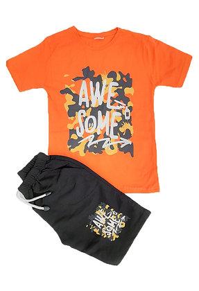 15x Boys T-Shirt/Short Sets - £3 per set