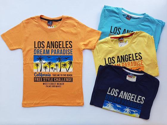 20 Pack Boys T-Shirts (3y-7y) - £1.40