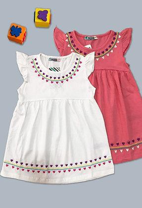 10 Pack Girls Dress(2y-7y) - £2.70