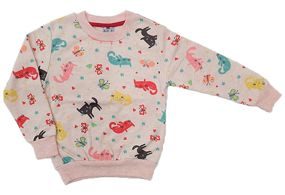 8 Pcs Girls Jumpers / £2.50 Per Item