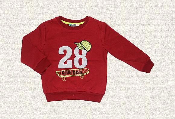 5 Pack Boys Sweatshirt(2y-7y) - £2.50