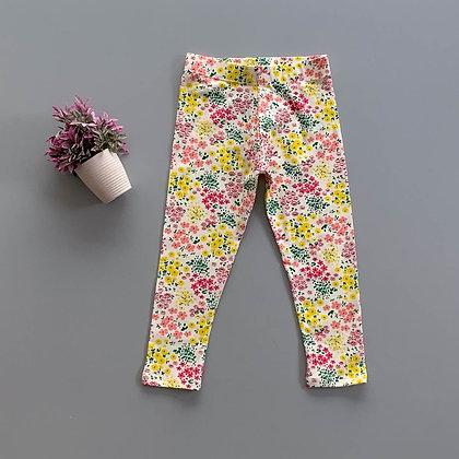 10 Pack Girls Legging (3y-8y) - £1.60