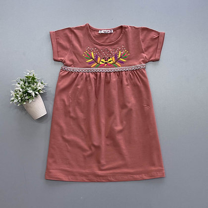 10 Pack Girls Dress (3y-8y) - £2.65