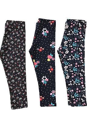 15x Girls Leggings (3 Designs) / £1.65 Per Item