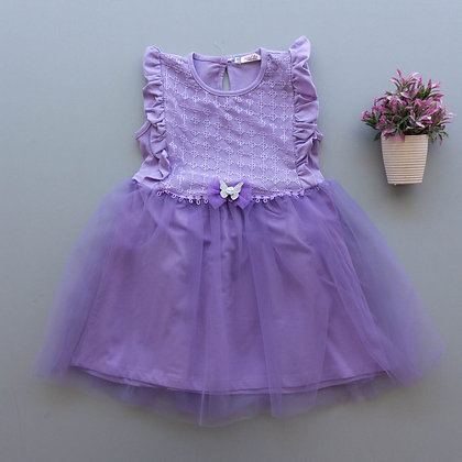 5 Pack Girls Dress (3y-8y) - £4.05