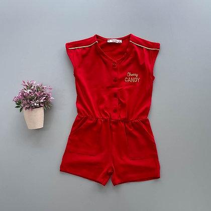 10 Pack Girls Jumpsuit (3y-8y) - £2.75