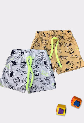 10 Pack Boys Shorts (2y-7y) - £1.40