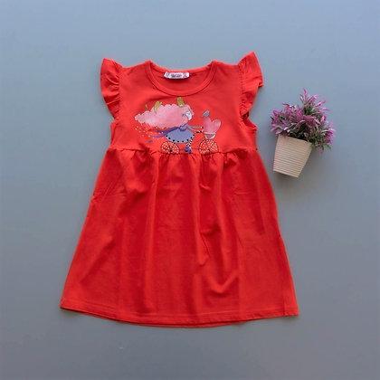 10 Pack Girls Dress (3y-8y) - £2.45