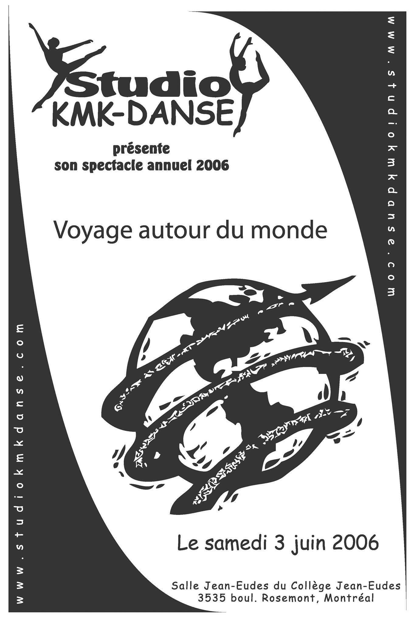 Studio Kmk Danse Histoire