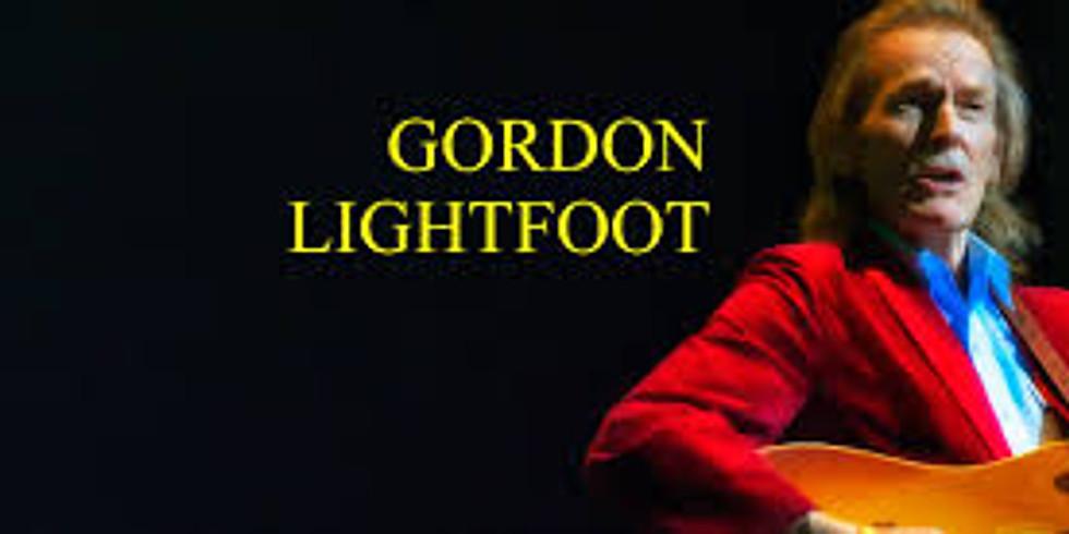 Gordon Lightfoot Tribute Show