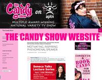 Candy Palmater - 14 septembre 2019 à 19h30 au Centre Wakefield la Peche