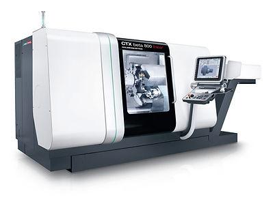 2-Achsen-Universal-Drehmaschine CTX beta 800 Linear