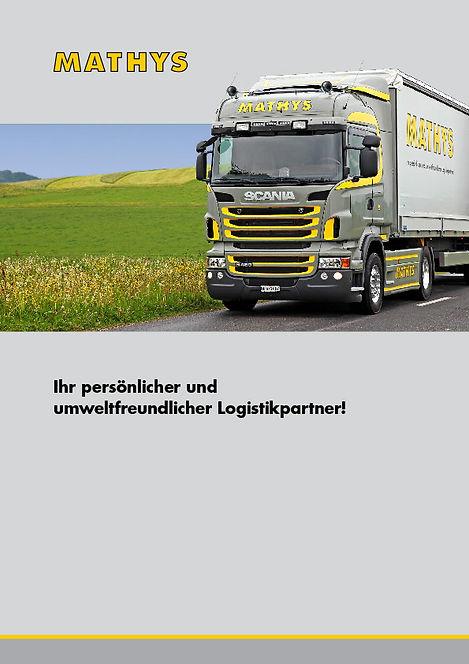 Fotografie, Text, Layout Broschüre