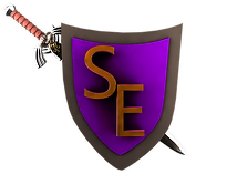 SairiamaEntertainment Shield and Sword Logo