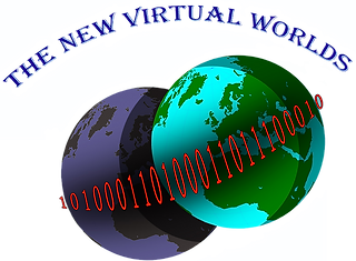 The New Virtual Worlds Logo