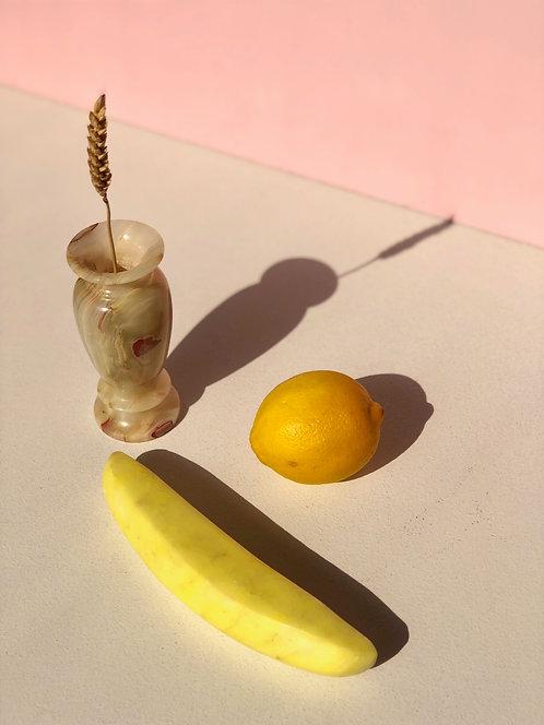 yellow stone banana